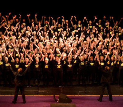 Rather than a franchise, Rock Choir is more a national group