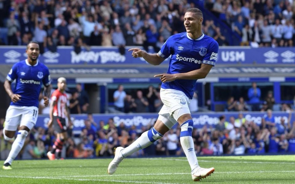The lyrics to the new Richarlison song that Evertonians just can't stop singing!